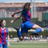 El Santa Teresa se fija en el filial del FC Barcelona para reforzar la defensa