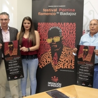 Don Benito acogerá este sábado el Festival 'Porrina de Badajoz'