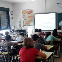 CSIF solicita una reducción de la jornada lectiva por las altas temperaturas