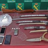 Detenido un traficante que vendía droga desde Badajoz a diferentes localidades