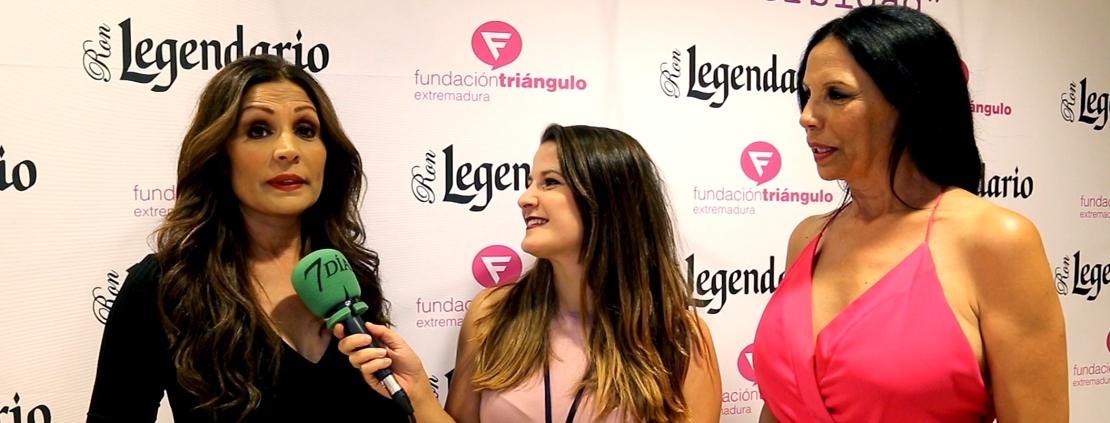 7Días entrevista a las Azúcar Moreno en los Palomos 2017