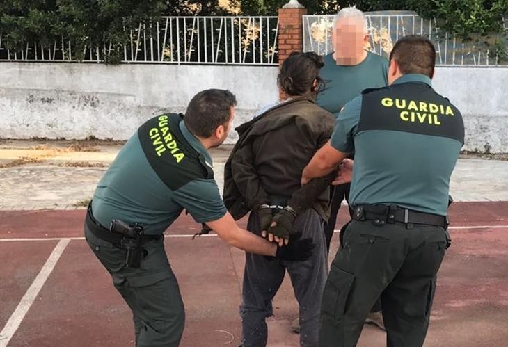 Encuentran al agresor de La Codosera (Badajoz)