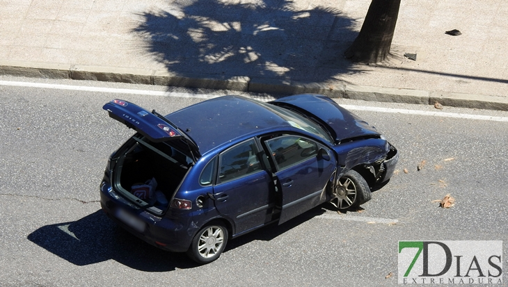 23 accidentes durante la 1ª Operación Salida en Extremadura