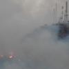 Fuera de control el incendio de Arroyo de San Serván