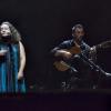 Imágenes de las actuaciones de Chainho, Pasión Vega y Noa en Badajoz