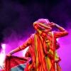 Imágenes de la segunda noche del Festival Folclórico de Extremadura