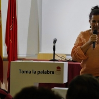 "Eva Pérez: ""Estamos cansadas que siempre aparezca un macho alfa para frenarnos"""