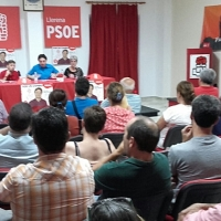 "Enrique Pérez: ""La militancia ha de participar más"""