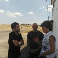 """Podemos visita """"las condiciones infrahumanas"""" del Centro Sociosanitario de Mérida"""
