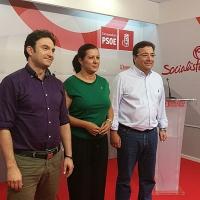 """DEBATE A 3: """"El reto del PSOE es que Extremadura gane peso en España"""""""