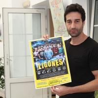 Un emeritense promociona la ciudad con su película 'Ligones'