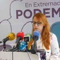 """Podemos: """"La Junta es sumisa ante las presiones de Montoro"""""""