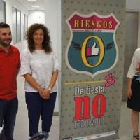 'Riesgo 0' busca prevenir alcohol y drogas en los jóvenes extremeños