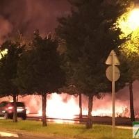 Numerosos incendios afectan a Badajoz a estas horas