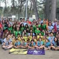 Más de 1000 scouts preparan sus campamentos de verano