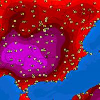 Caen varios récords históricos por calor en Extremadura