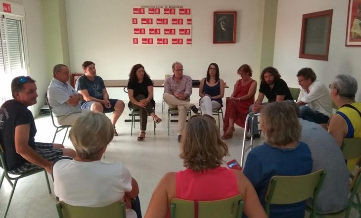 """Eva Pérez: """"Hemos conseguido una revolución de valientes que toman la palabra"""""""