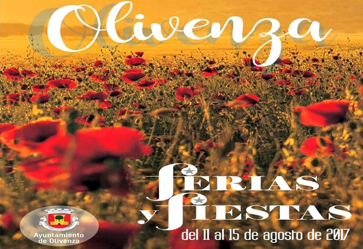 Da comienzo la Feria de Olivenza