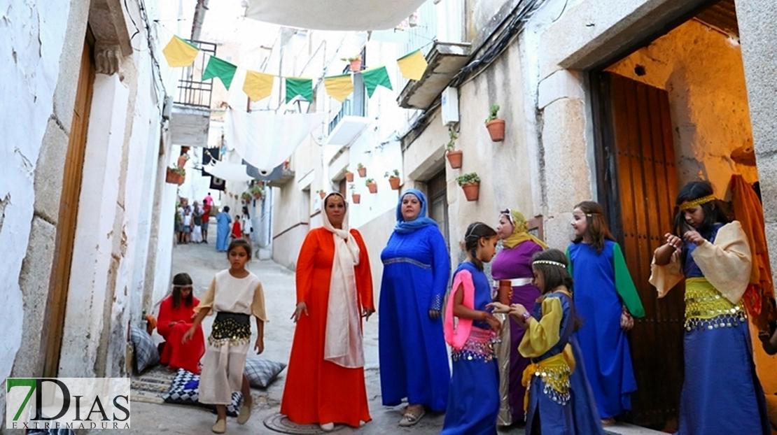 Ambiente en el Festival Medieval de Alburquerque