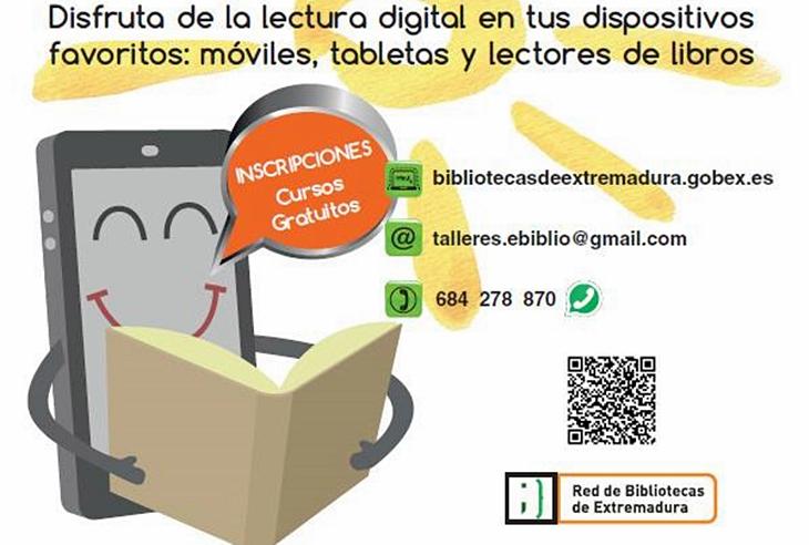 eBiblio Extremadura ofrece en préstamo revistas electrónicas
