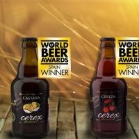 La cerveza extremeña Cerex, catalogada mejor cerveza de España