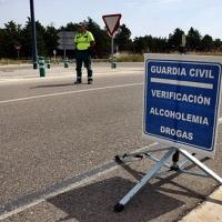 Los controles de alcohol y drogas se intensifican en el puente de agosto
