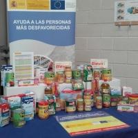 Cruz Roja distribuye 42 millones de kilos de alimentos