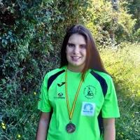 Elena Ayuso, campeona en la Copa de España de Maratón Piragua