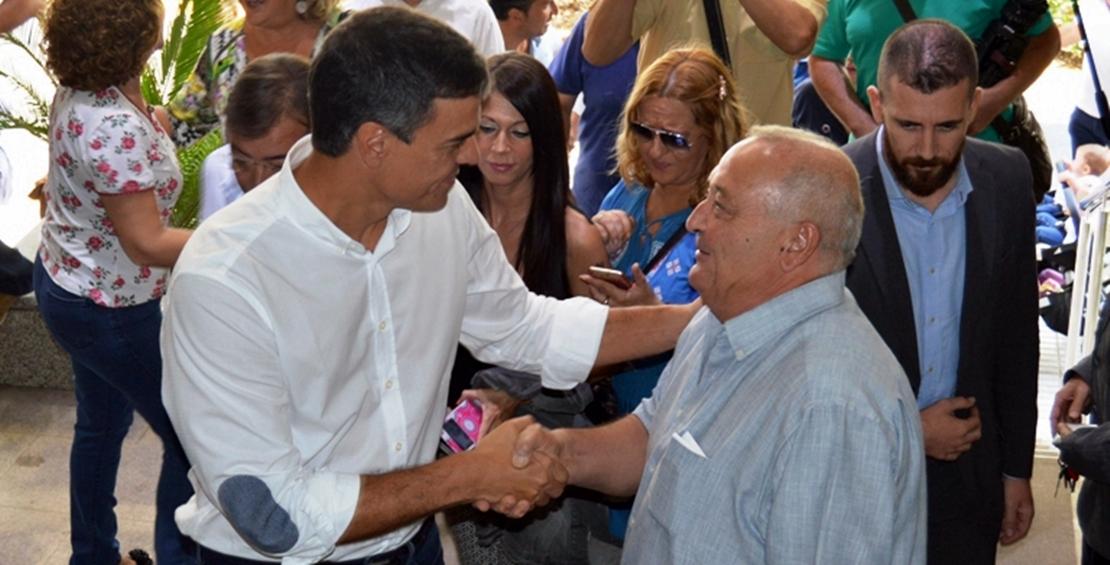 Pedro Sánchez inaugura el curso político en Badajoz