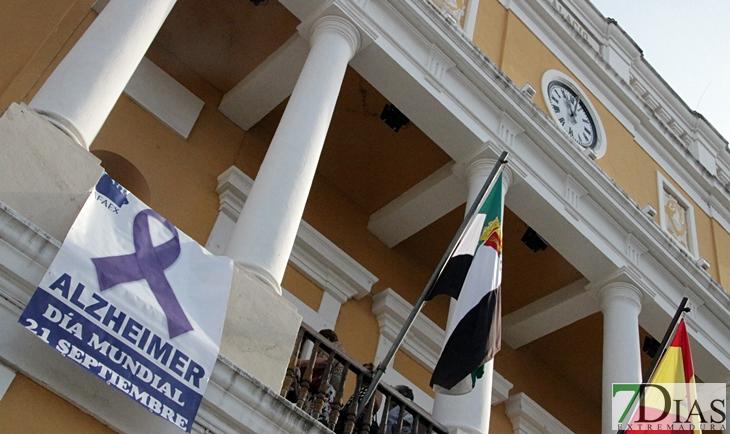 Badajoz se suma al Día Mundial del Alzheimer