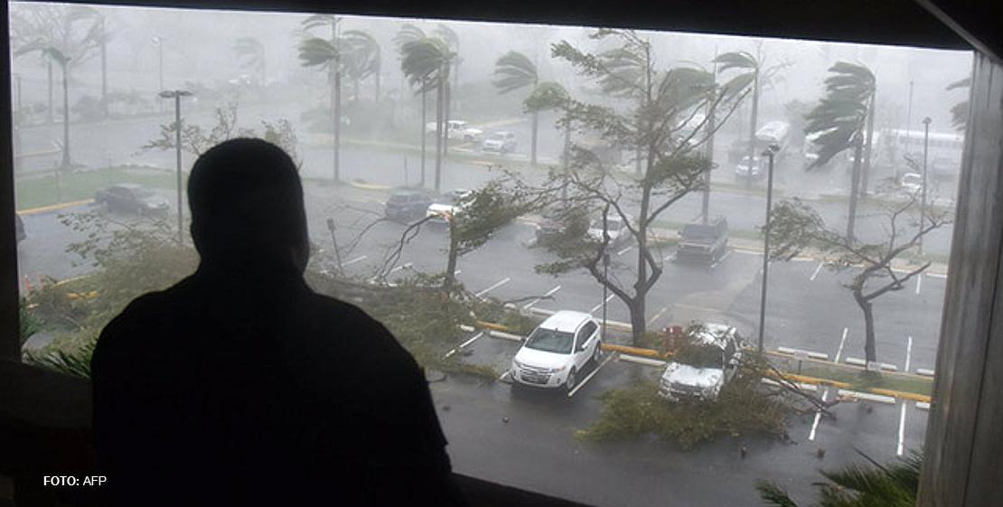 Así ha impactado el Huracán MARIA en Puerto Rico