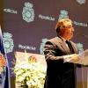 Zoido asiste a la entrega de premios Fundación Policía Española en Badajoz