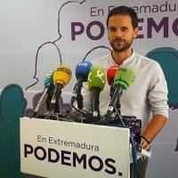 "Podemos: ""No queremos que Vara negocie con corruptos"""