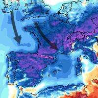La semana acabará con una nueva caída generalizada de temperaturas ¿Otra vez?