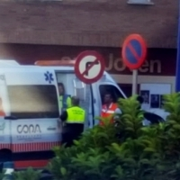 Atropellan a un hombre en un paso de peatones de Badajoz