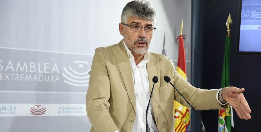 """PSOE: """"Cargos del PP enaltecen el Franquismo, y Monago no hace nada"""""""