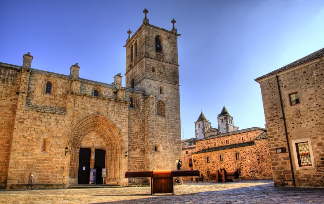 'Cáceres Patrimonio Inteligente' contará con 3,8 millones de euros de presupuesto