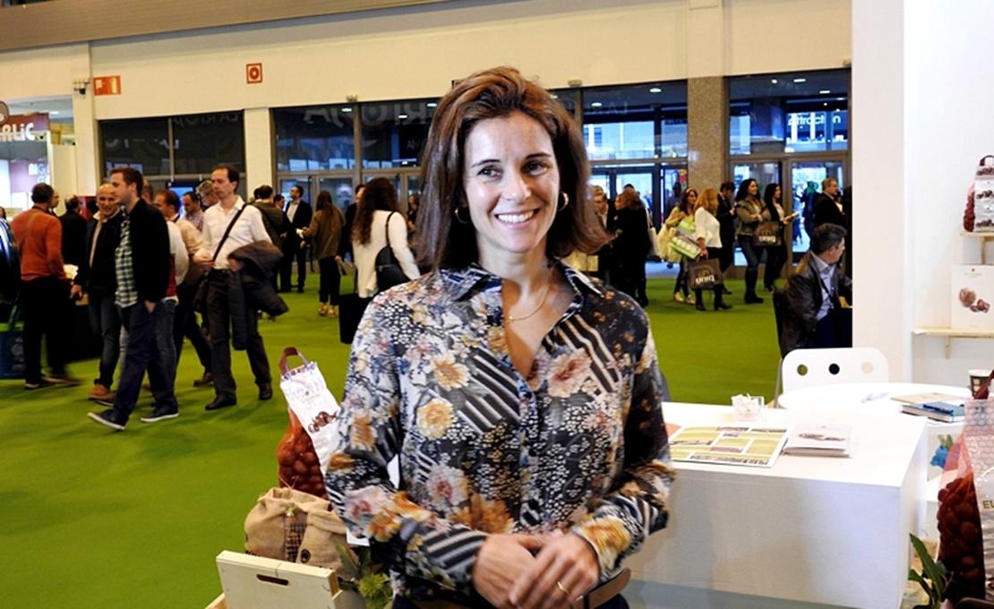 """Entrevista en el stand """"Castañas El Común"""" de la Fruit Attraction"""