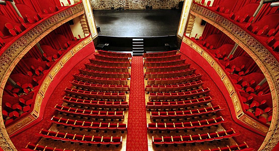 Sorteo de entradas para espectáculos en el Gran Teatro de Cáceres