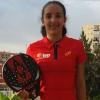 La extremeña Lorena Rufo campeona del mundo de Pádel