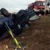 Tres fallecidos en una colisión en la EX-209 (Badajoz)