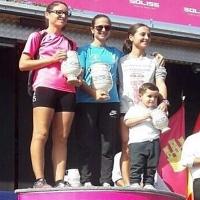 La extremeña Cristina Jordán vence en la 30 Media Maratón de Talavera