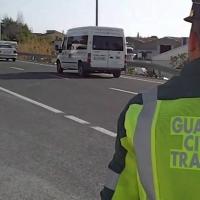 El Puente del Pilar se salda con 53 accidentes en las carreteras extremeñas