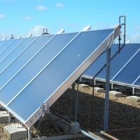 Extremadura investiga el uso de la energía solar térmica de media temperatura