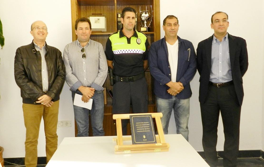 La Policía Local de Cáceres cuenta con tres nuevos oficiales