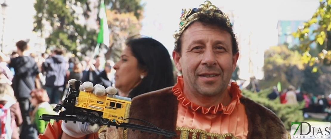 """""""FERNANDO EL CATÓLICO"""" : Los trenes extremeños son casi de mi época #TrenDignoYa"""