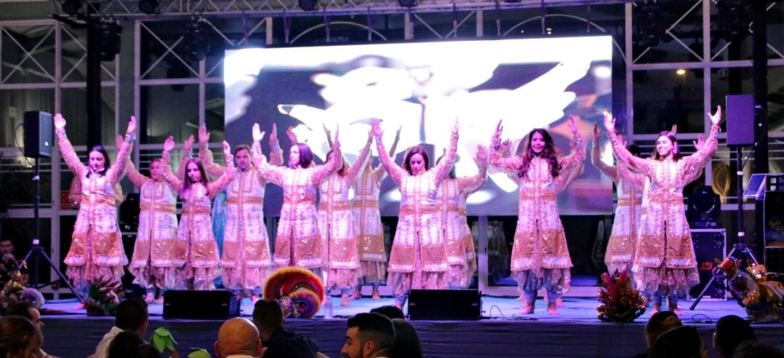 Los políticos hablan sobre el Carnaval de Badajoz en la Gala Antifaz de Plata
