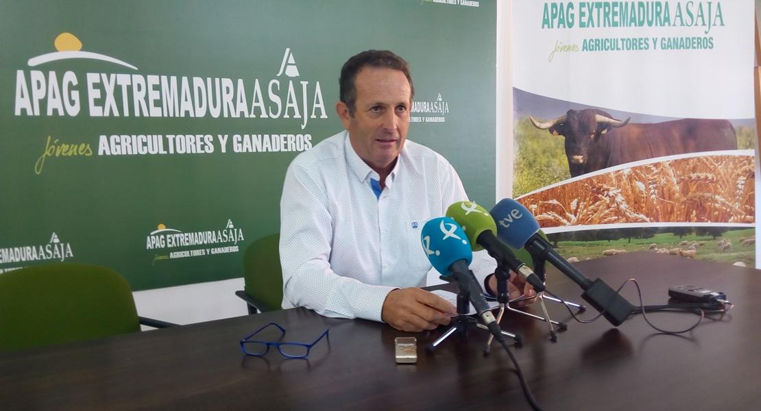 APAG Extremadura ASAJA estima las pérdidas agrarias en 449 millones de euros