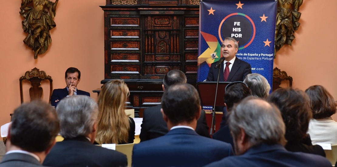 Fragoso presenta en Lisboa 'Fehispor 2017'