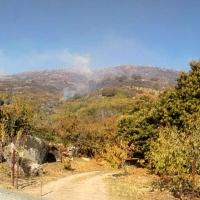 Prohíben la quema de rastrojos en el Valle del Jerte y Sierra de Gata